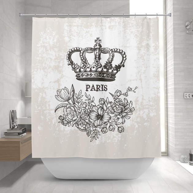 Personalized Shower Curtains   Mimogifts